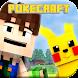 Mod PokeCraft + New Mod and Skins