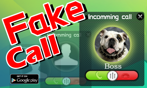 Fake Call Prank Simulator