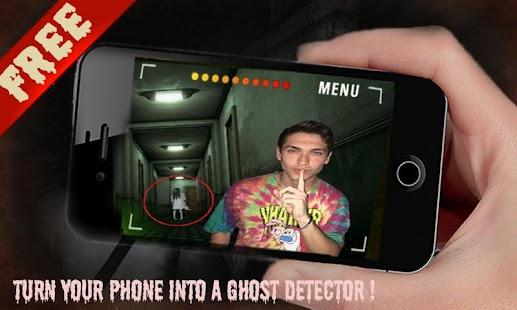 Spirit Radar Ghost Sensor hololens - náhled