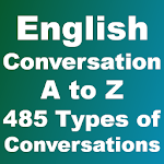 English conversation everyday Icon