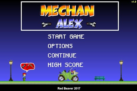 Mechan Alex- screenshot thumbnail