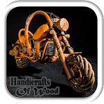 Handicrafts From Wood Apk