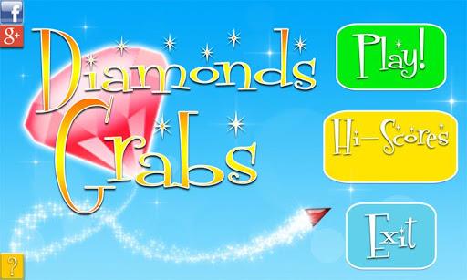ダイヤモンドグラブ Diamonds Grabs