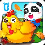 Baby Panda's Farm - Kids' farmville Icon