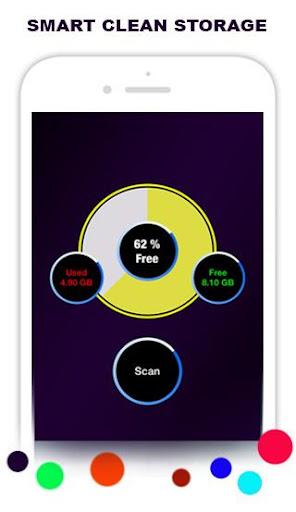 100GB Micro SD Memory Card Cleaner: Memory Booster 4.1 screenshots 1