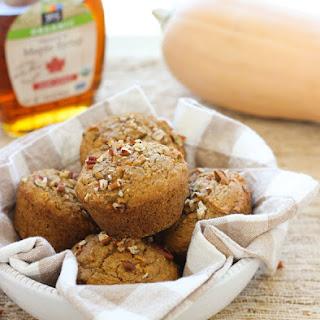 Maple Butternut Squash Muffins
