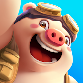Piggy GO - Clash of Coin icon