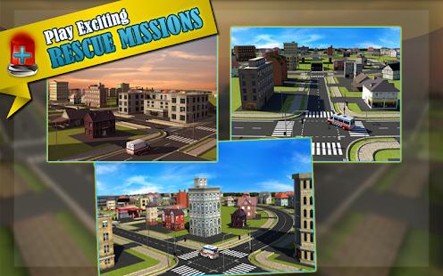 Game Ambulance Rescue Simulator 3D APK for Windows Phone