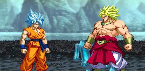 Ultimate MUGEN saiyan battle for PC