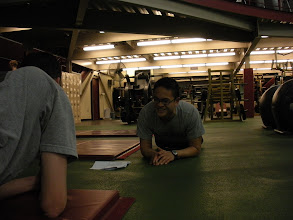 Photo: Physical Fitness Training