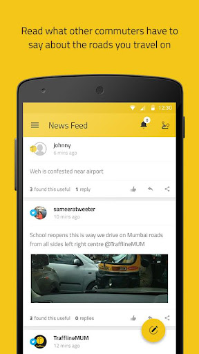 Traffline: Traffic & Parking screenshot 4