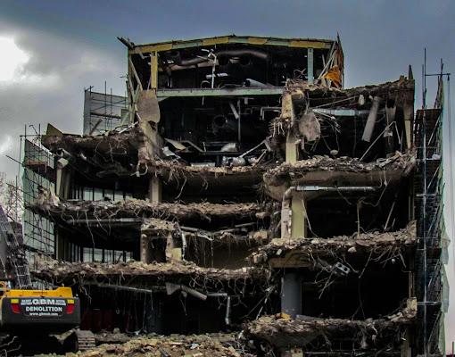 Una volta ero un edificio... di Marina_Dossi