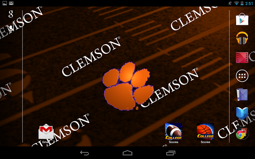 Clemson Live Wallpaper Hd Apk Download Apkpureco