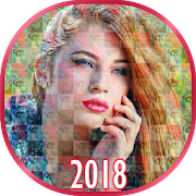 Mosaic Photo Creator - Camera Effects for Pictures APK for Bluestacks