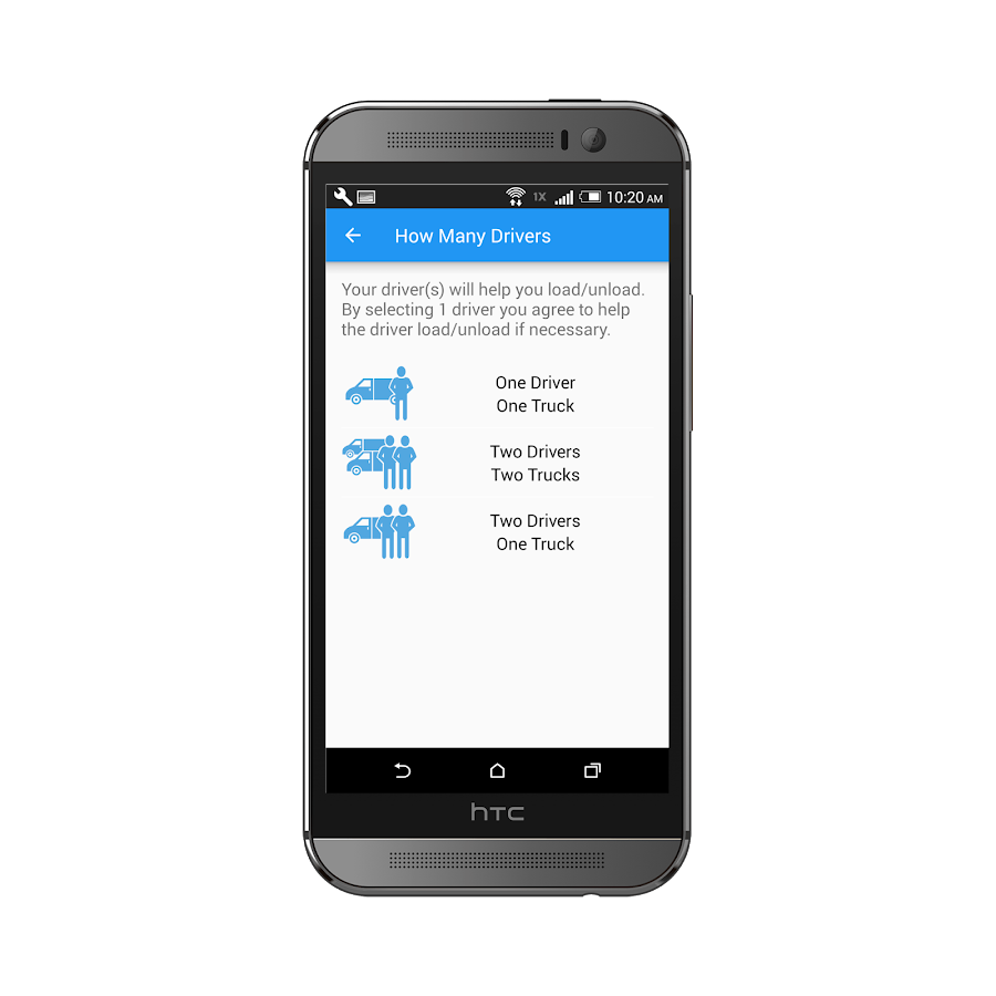 Move, Deliver, Haul by GoShare- screenshot