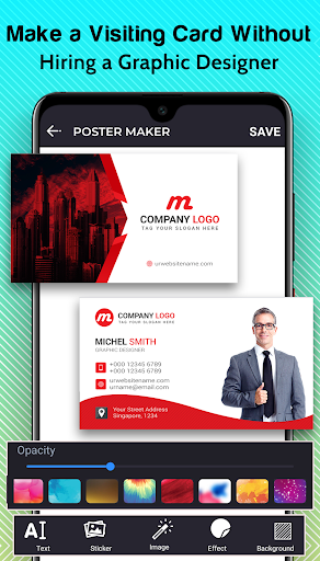 Foto do Business, Visiting Card Maker & Designer