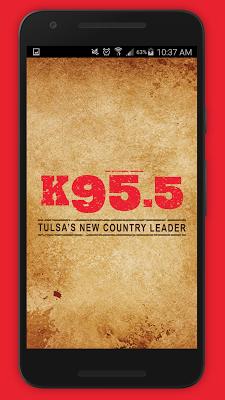K95.5 Tulsa - screenshot