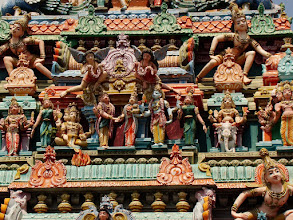 Photo: #006-Chennai (Madras). Temple de Kapalishwara