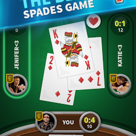Spades Free + Play Free Spades Offline