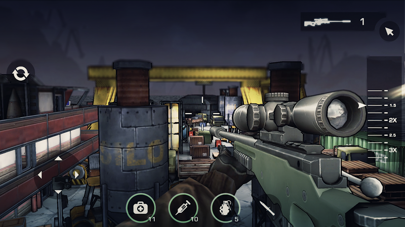 Major Gun : war on terror v3.8.5 [Mod Money]
