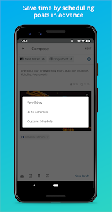 Hootsuite: Schedule Posts for Twitter & Instagram App Download For Android and iPhone 4