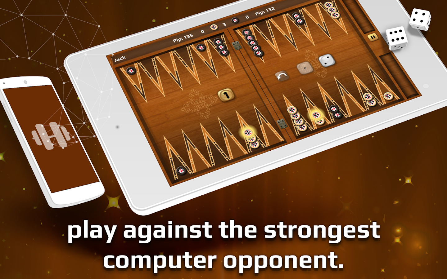 Backgammon Gold PREMIUM- screenshot