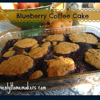 Blueberry Coffee CakeYum