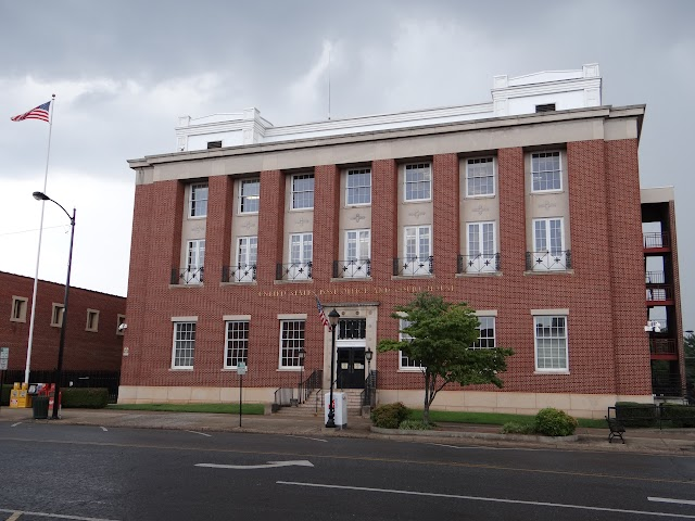 Old Statesville, NC post office