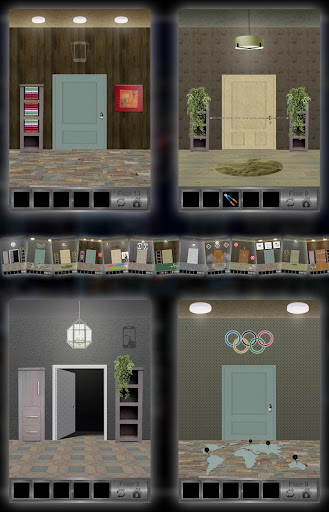 100 Floors 2 Escape