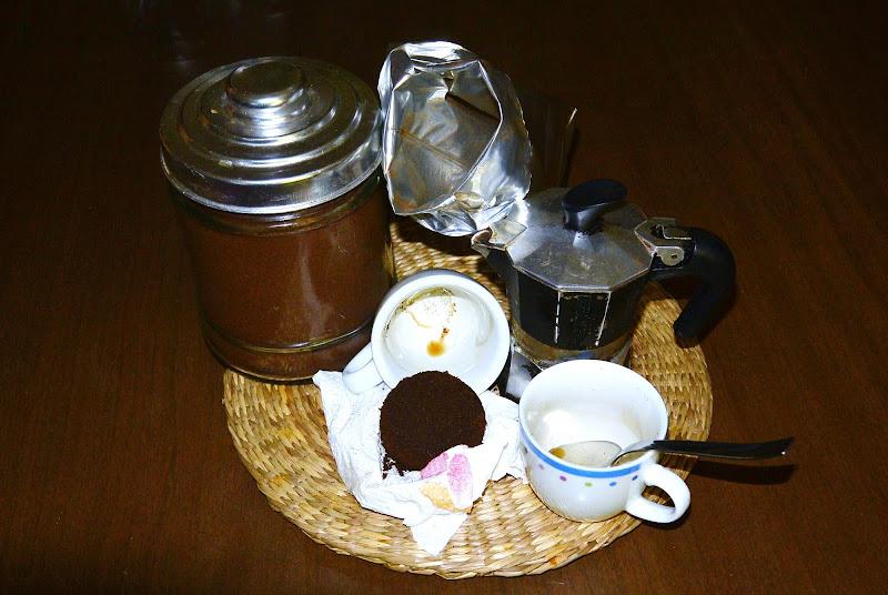 Degustato il caffè  ora ...... ( al lavaggio!)  di betti