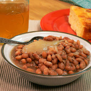 Ms Sally's Southern Pinto Beans.