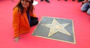 Victoria Abril recibe su Estrella