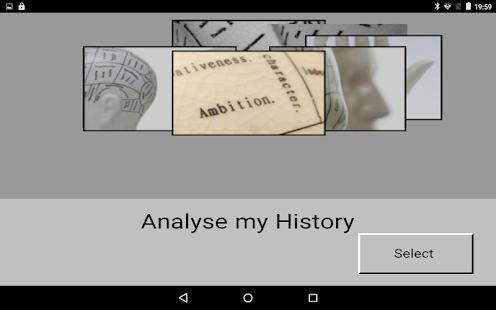 Historian - náhled
