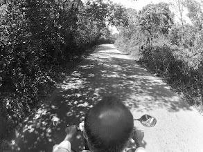 Photo: way to Anjuna