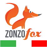 ZonzoFox Italy Official Guide & Maps Icon