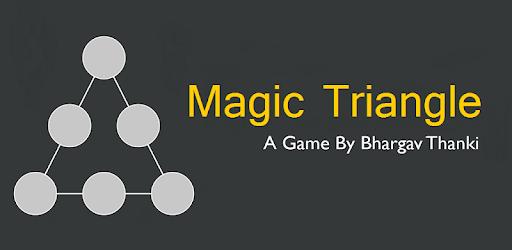 Magic Triangle : Brain Teaser Math puzzles - Apps on Google