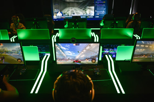 THE LEX COLUMN: Esports could develop muscle