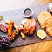 Bavarian Tasting Platter