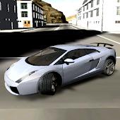 City Race Car Driving