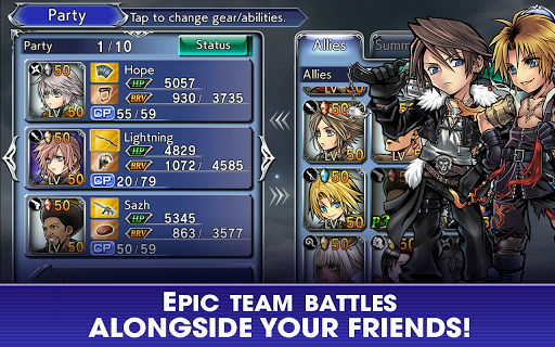 DISSIDIA FINAL FANTASY OPERA OMNIA 1.6.0 Cheat screenshots 5