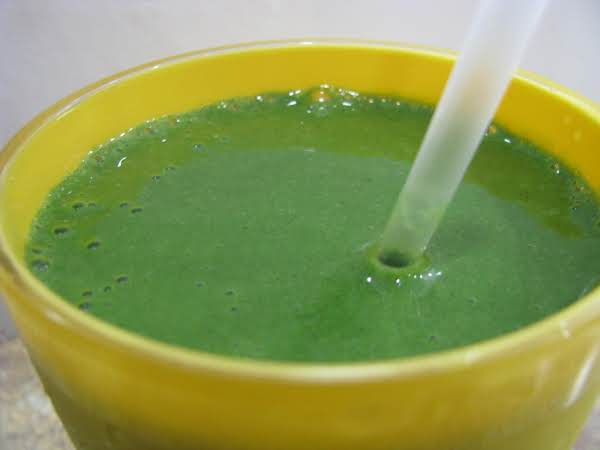 Green Smoothie Supreme Recipe