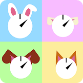 Pet Timer: Cute Bunnies, Dogs, Cats & Guinea Pigs!