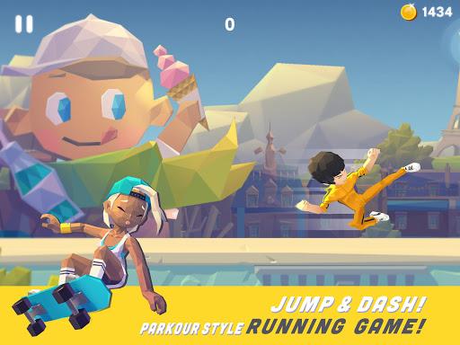 Smashing Rush : Parkour Action Run Game  captures d'u00e9cran 21