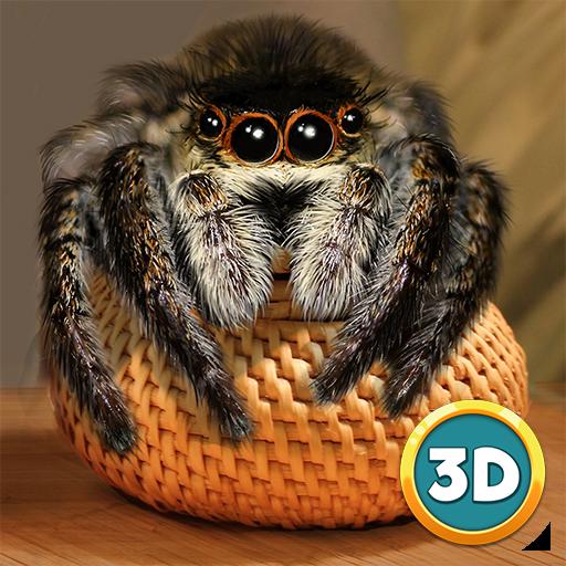 Spider Pet Life Simulator 3D