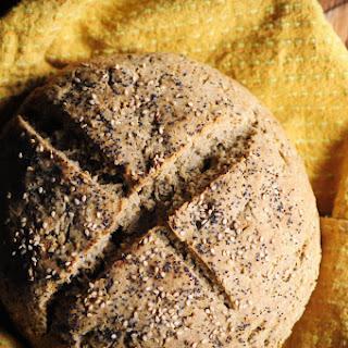 Rustic Gluten Free Boule (Artisan Bread).