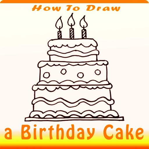 Admirable App Insights How To Draw A Birthday Cake Apptopia Funny Birthday Cards Online Alyptdamsfinfo
