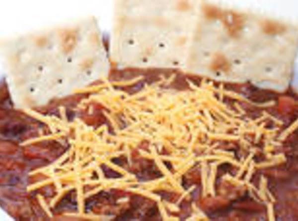 Nonnas Chili Recipe