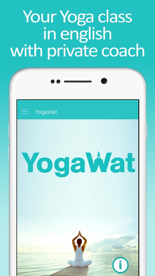 Yoga class for all levels with YogaWat- screenshot