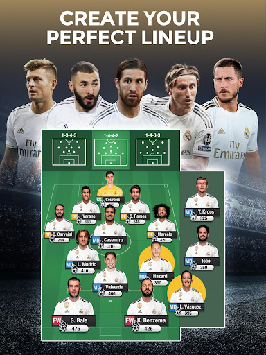 Real Madrid Fantasy Manager'20 Real football live  screenshots 6