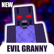 Evil Granny for MCPE icon